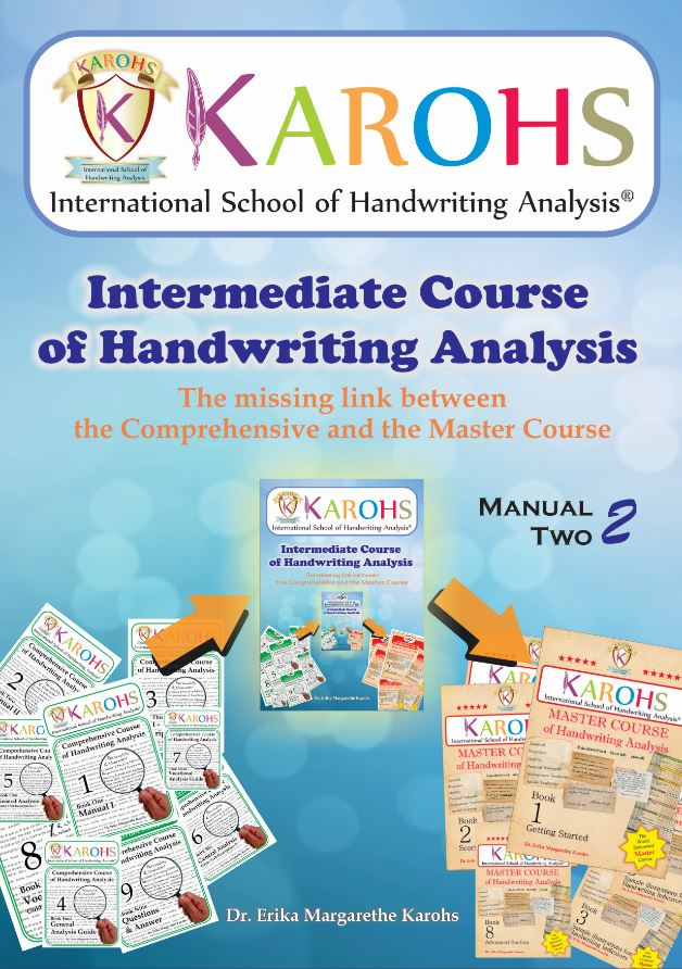 Intermediate Course of Handwriting Analysis Manual 2