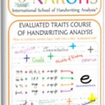 3.   EVALUATED (Combination Traits) COURSE OF HANDWRITING ANALYSIS